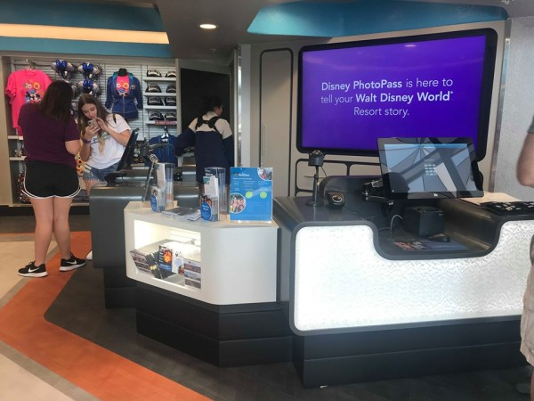 New Camera Center Opens At Epcot 2
