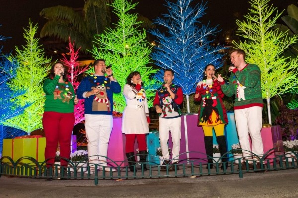 Experience All That Downtown Disney Has To Offer This Holiday Season