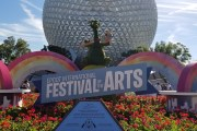 Discover Culinary Masterpieces at the 2020 Epcot International Festival of the Arts