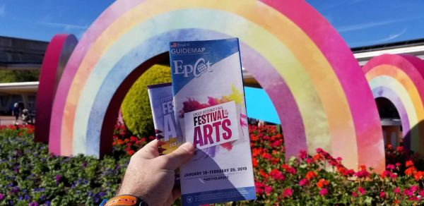 Discover Culinary Masterpieces at the 2020 Epcot International Festival of the Arts 3