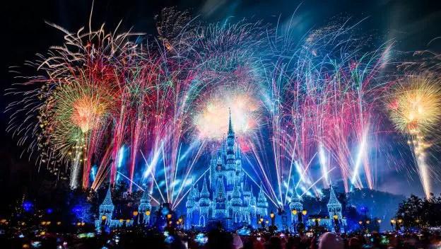 Walt Disney World files permit for Magic Kingdom's fireworks launch site