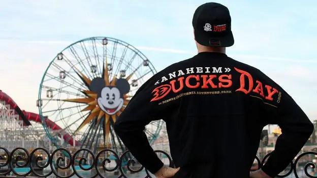 Anaheim Ducks Day Merchandise
