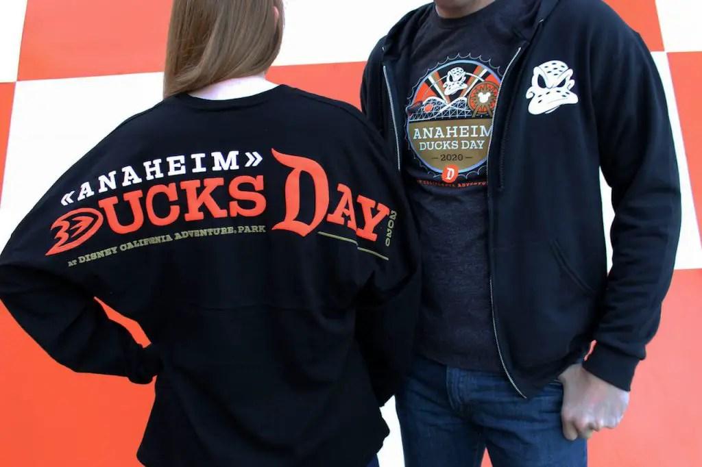 Anaheim Ducks Day Merchandise Coming To Disney California Adventure 3