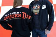 Anaheim Ducks Day Merchandise Coming To Disney California Adventure