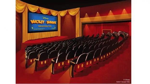 Mickey Shorts Theater Debuting Soon at Walt Disney World