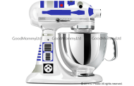 R2D2 Decal Kit Brings The Force To Your Kitchen And Beyond
