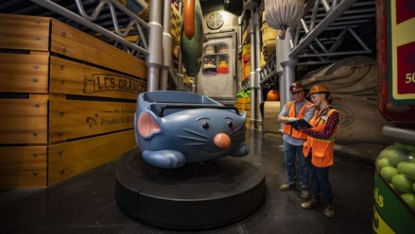 Take a Look Inside Remy's Ratatouille Adventure Opening Soon in Epcot