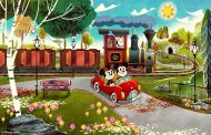 Mickey & Minnie's Runaway Railway Opening Date Announced!