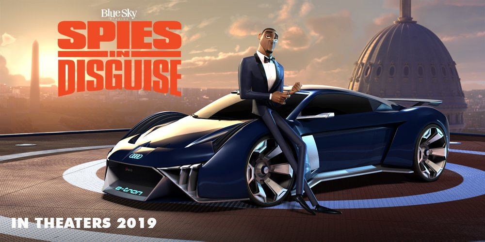 Spoiler Free Review: Spies In Disguise