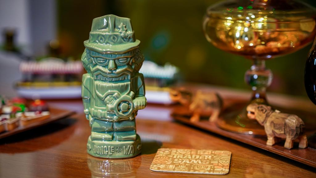 New Nutcracker Tiki Mug Available Dec. 4th!