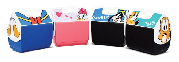 Igloo Teams Up With Disney and Friends to Launch its newest line of coolers 1