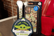 New Baby Yoda MagicBands, Phone Cases, And Magnets At D-Tech