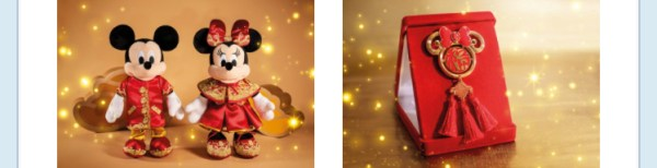 Celebrate the Year of the Mouse With Mickey and Minnie and Their Lunar New Year Inspired Outfits 2