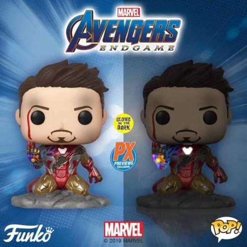 "New ""Avengers: Endgame"" Iron Man Funko Pop Coming Soon 1"