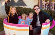 Jimmy Fallon Kicks Off The New Year at Disneyland