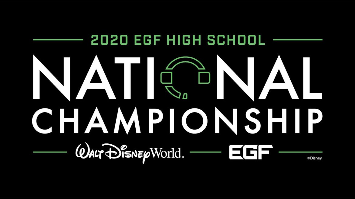 Esports Events Are Heading To Walt Disney World 2020