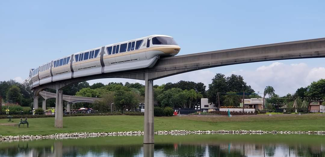 Epcot's Monorail Refurbishments Have Been Delayed
