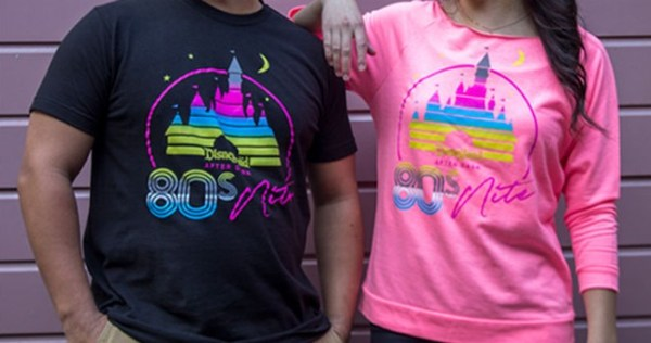 Why You Should Totally Attend Disneyland After Dark: 80s Nite 1