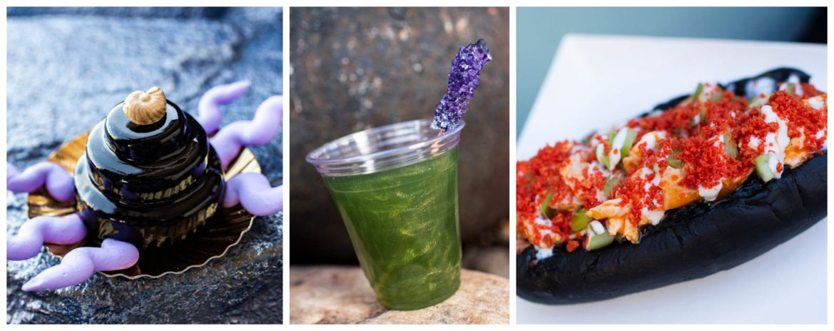 Disney Villains After Hours 2020 Foods you don't want to miss!
