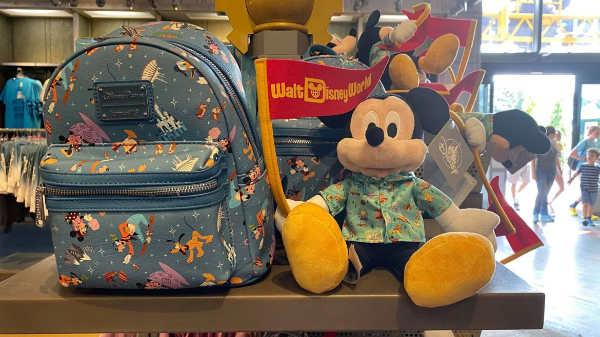 Disney Park Life Collection Has A Whimsical Touch Of Style