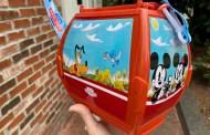 New Disney Skyliner Popcorn Bucket Debuts For National Popcorn Day