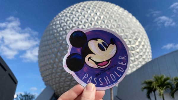 Special Annual Passholder Offerings at the Epcot Festival of the Arts 1