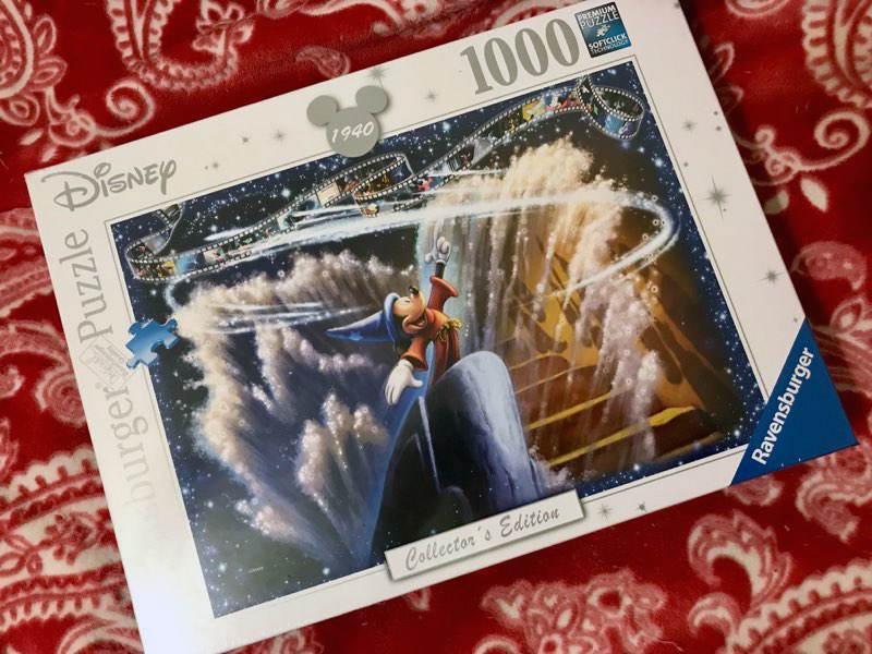 Disney Collectors Edition Puzzles Brings Disney Magic Together At Home
