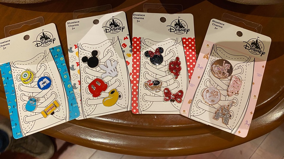 Disney Shoe Charms Add A Touch Of Magic To Your Step