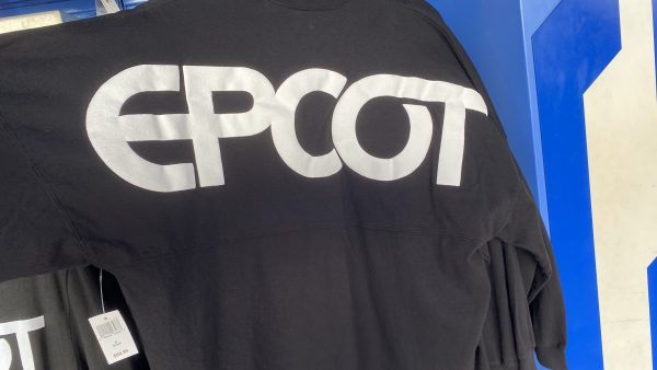 New Epcot Spirit Jersey Makes The Perfect Park Outfit 1