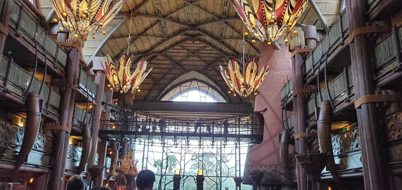 Hidden Mickey Safari at Disney's Animal Kingdom Lodge