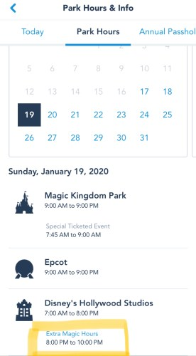 Extra Evening Magic Hours Have Returned to Hollywood Studios 1