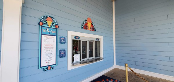 Beaches and Cream Busy? Try the To Go Window! 2