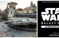 John Williams wins a Grammy for Star Wars: Galaxy's Edge Symphonic Suite
