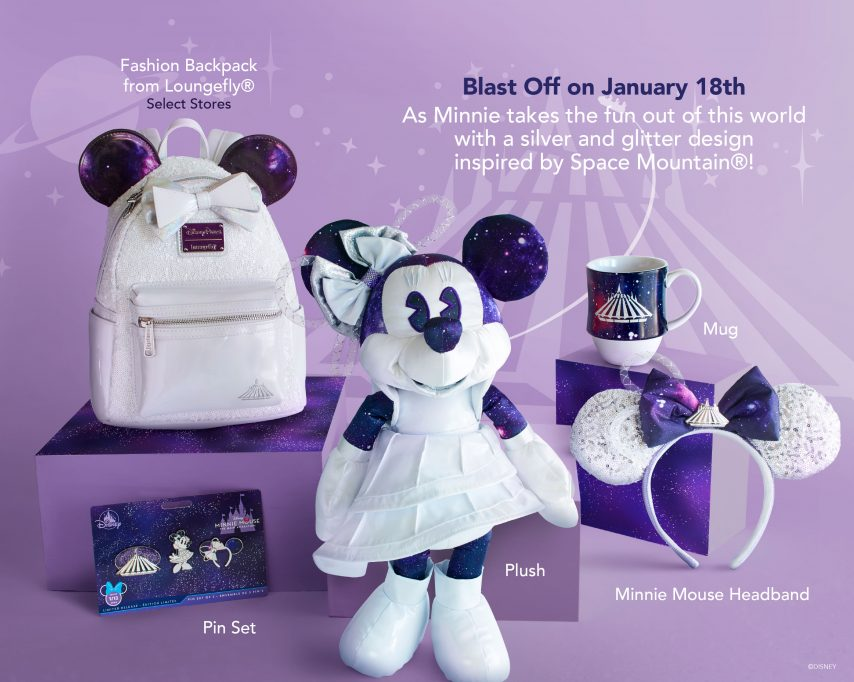 Minnie Mouse The Main Attraction New Collectible Series 1