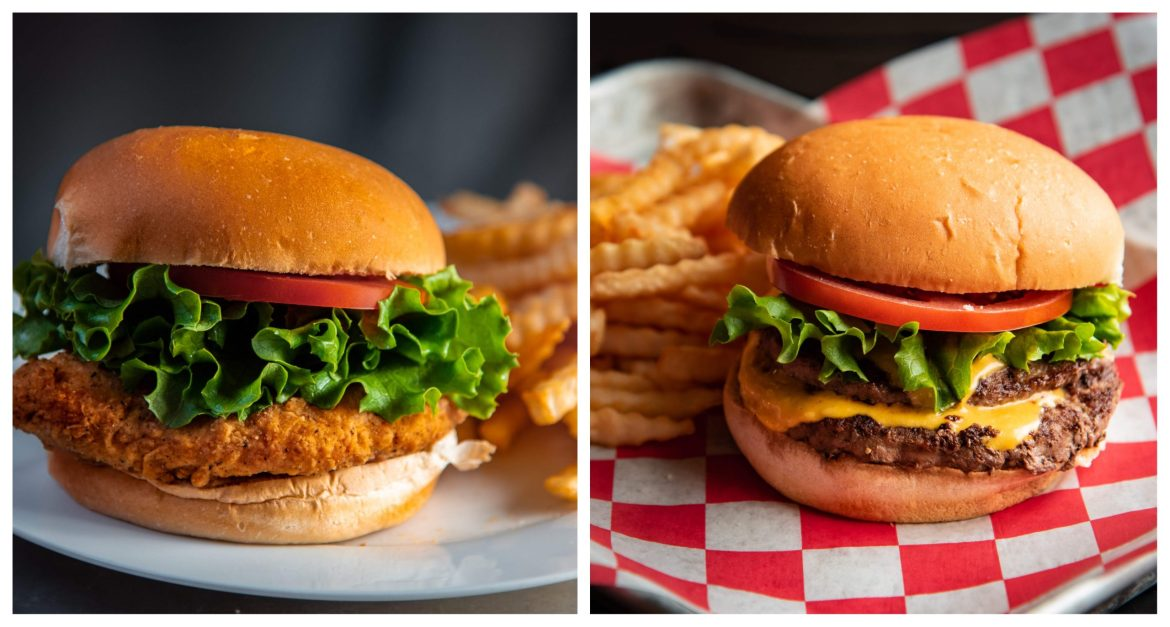 Two new eateries at Walt Disney World The Grill and The COOP by 4 Rivers.