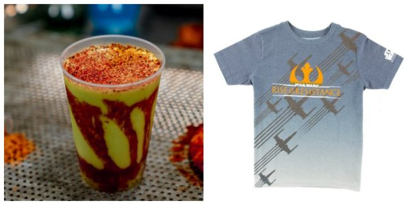 First Look at New Food and Merchandise Coming to Star Wars: Galaxy's Edge in Disneyland 1