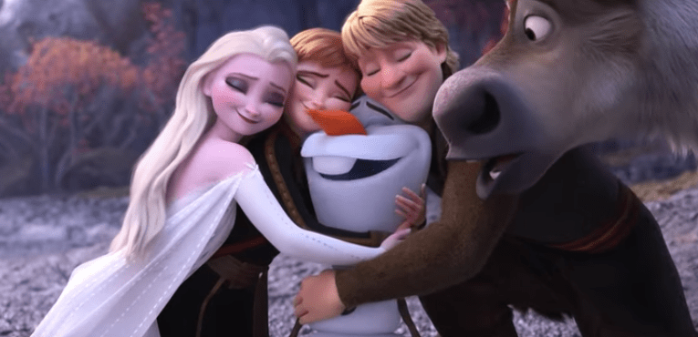 Disney's Frozen 2 Arrives on Digital and Bluray in February!