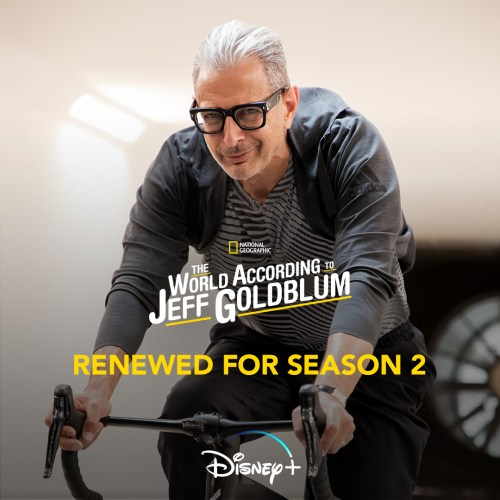The World According To Jeff Goldblum Renewed For Season 2 On Disney+ 2