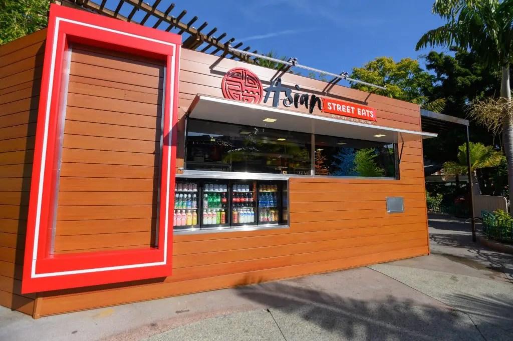 Downtown Disney District Debuts Asian Street Eats