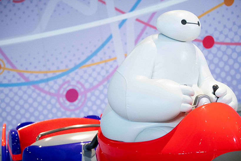 "First Look: ""Baymax Happy Ride"" Coming To Tokyo Disneyland"