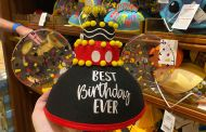Best Birthday Ever Mickey Ears Available At WDW!