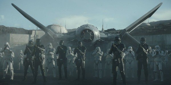 501st Legion Helped Make Episode 7 and 8 of 'The Mandalorian' Possible