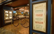 Les Halles Boulangerie and Patisserie in Epcot Updates Their Menu