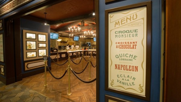 Les Halles Boulangerie and Patisserie in Epcot Updates Their Menu 1