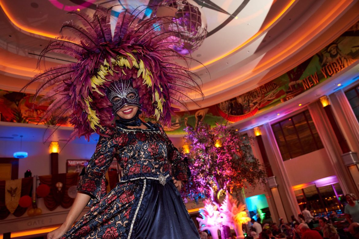 Carnevale at Maria And Enzos in Disney Springs