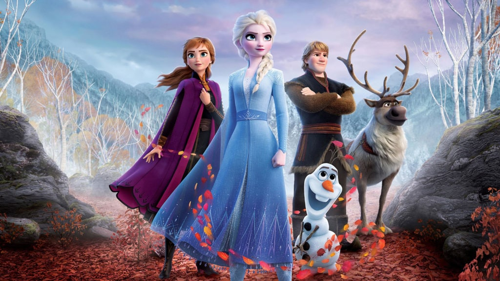 The Making of Frozen 2 series coming to Disney+