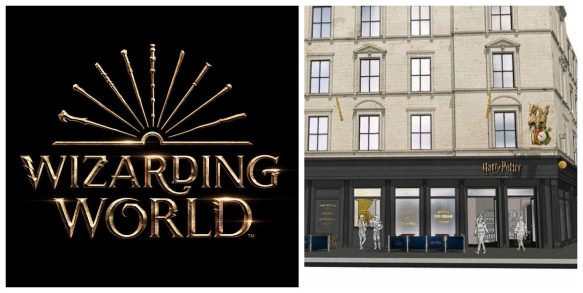 First Harry Potter Flagship Store Coming To New York City!