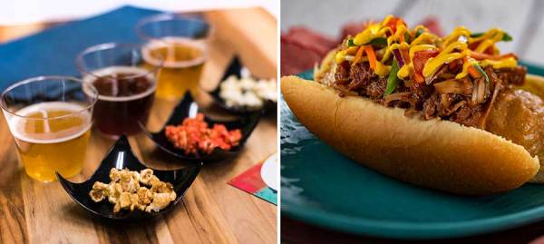 Full Menus for 2020 Festival of the Arts Food Studio Booths 3