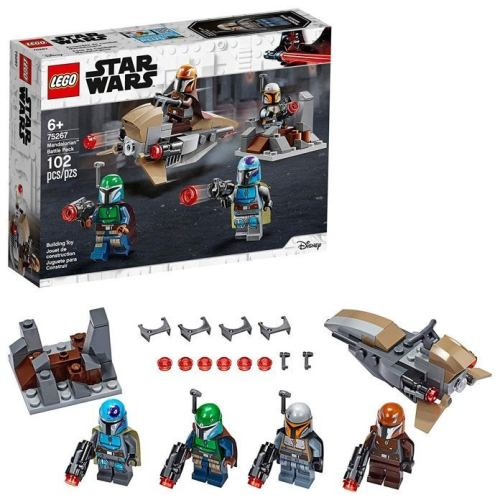 All New Mandalorian LEGO Set out now but missing Baby Yoda 1