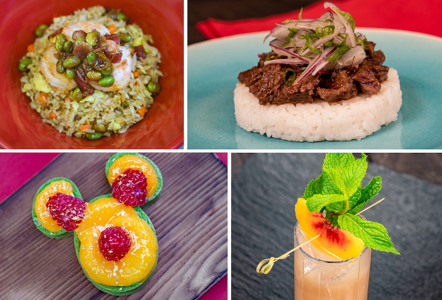 Tasty Eats and Treats for Lunar New Year at Disney California Adventure